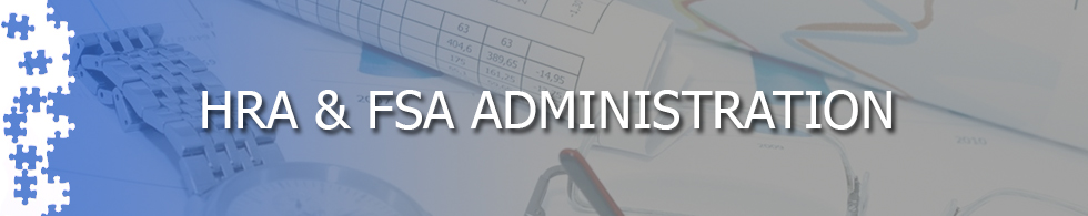 HRA/FSA Administration