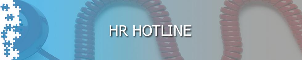 hr360 HR Hotline