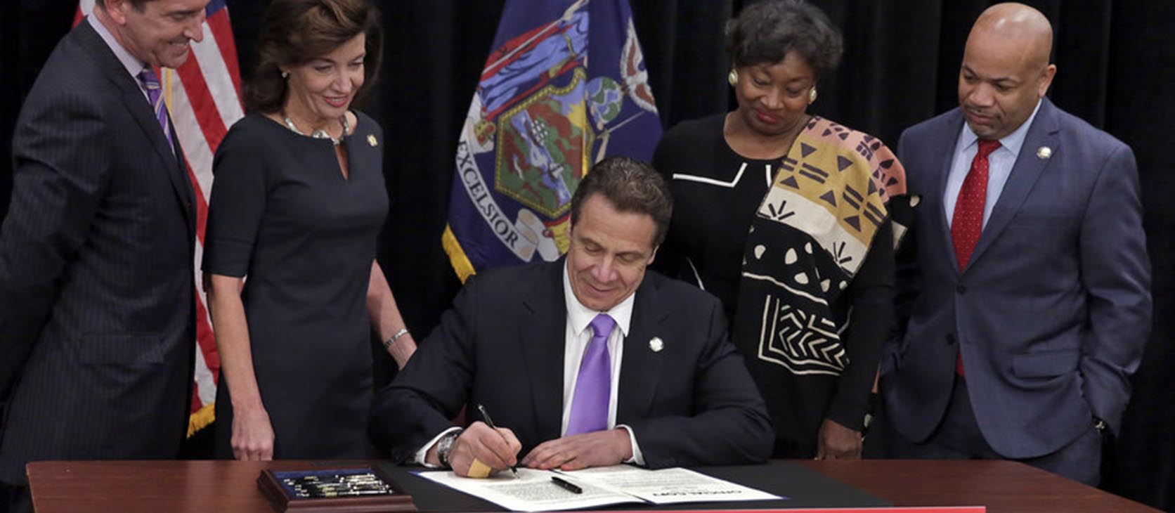 NY to Mandate Paid Family Leave Policy