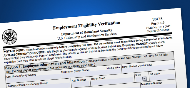 Avoid These Common Mistakes When Completing Form I-9