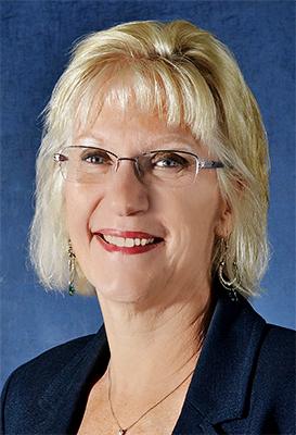 Donna Thompson – President