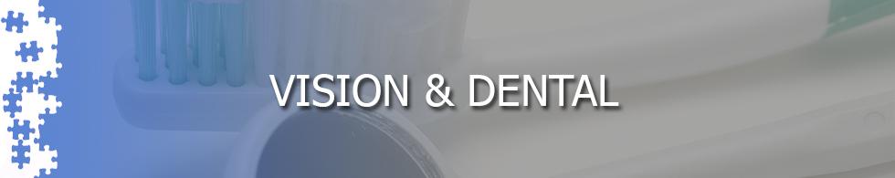 Vision & Dental Insurance