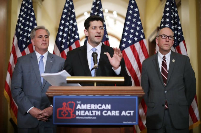 Key Points of GOP Healthcare Bill