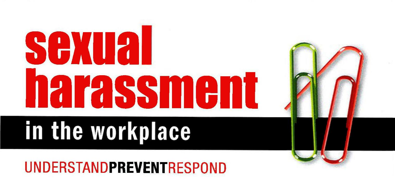 Preventing sexual harassment in the workplace powerpoint